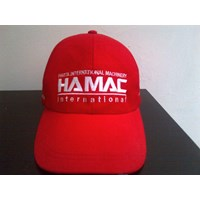 Distributor Produksi Topi Promosi Bahan Raphel Topi Rafael  3