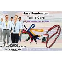 Distributor Barang Promosi Perusahaan Tali Id Card Lanyard Necklace 3