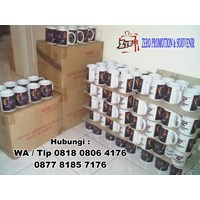 Distributor  Mug Standar Keramik Promosi Barang Promosi Perusahaan 3