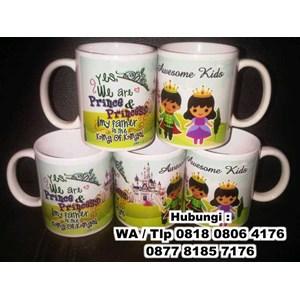 Mug Standar Keramik Promosi Barang Promosi Perusahaan