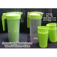 Souvenir Tumbler Active Jar  Barang Promosi Perusahaan 1