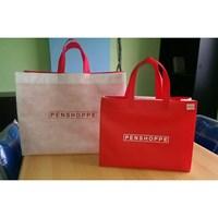 Jual Produksi Tas Spunbond Model Kotak Box Goodie Bag Tas Promosi  2