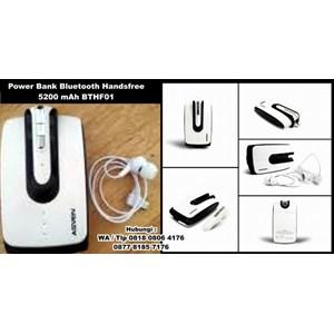 Souvenir Powerbank Bluetooth Handsfree Barang Promosi Perusahaan