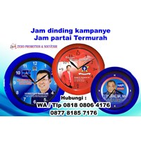 Beli Pusat Jam Dinding Sablon Termurah Tangerang Jam Promosi  4