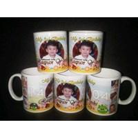 Jual Mug Souvenir Ulang Tahun Anak Mug Promosi 2