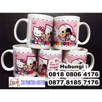 Mug Souvenir Ulang Tahun Anak Mug Promosi 1