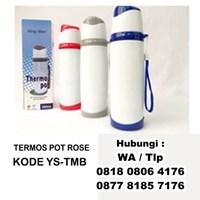 Barang Promosi Perusahaan Souvenir Thermos Pot Rose 500Ml  1