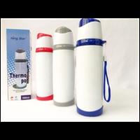 Distributor Barang Promosi Perusahaan Souvenir Thermos Pot Rose 500Ml  3