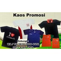 Barang Promosi Perusahaan Kaos Promosi Polo Tshirt Promosi Seragam