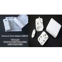 Barang Promosi Perusahaan Universal Travel Adapter Uar01u
