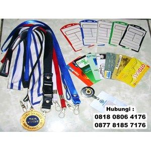 Barang Promosi Perusahaan Lanyard Id Card Atau Tali Id Card Polyester
