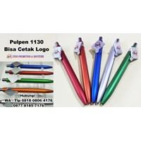 Souvenir Pulpen Plastik 1130 Bisa Cetak Logo Barang Promosi Perusahaan 1