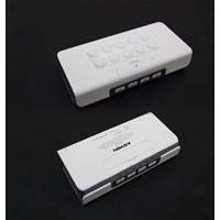 Distributor  Barang Promosi Perusahaan Powerbank Dengan Bluetooth Speaker Btspk04 3