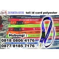 Jual Tali Name Tag Dan Shoelace Lanyard Barang Promosi Perusahaan 2