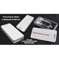 Barang Promosi Perusahaan Powerbank Slider 4.200Mah P42pl21