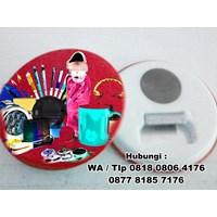 Jual Barang Promosi Perusahaan Pin Magnet 2