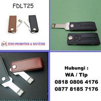 Souvenir  Usb Flash Disk Kulit Swiftkey Fdlt25