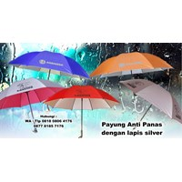 Jual Payung  Promosi Anti Panas Dengan Lapis Silver  2