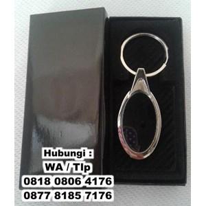 Barang Promosi Perusahaan Souvenir Gantungan Kunci Logam Gk002