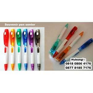 Souvenir Pen Natal Barang Promosi Perusahaan