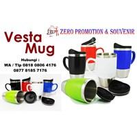 Jual Barang Promosi Perusahaan Tumbler Promosi Vesta Bahan Stainless 2