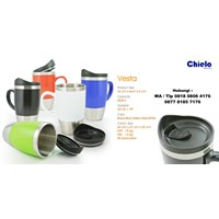 Distributor Barang Promosi Perusahaan Tumbler Promosi Vesta Bahan Stainless 3