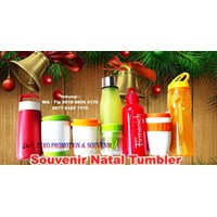 Distributor Barang Promosi Perusahaan Souvenir Natal Tumbler 3