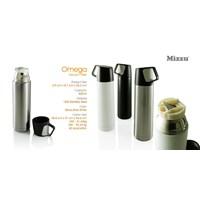 Barang Promosi Perusahaan Tumbler Omega Vacuum Flask Mizzu 500Ml
