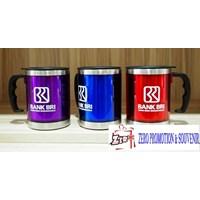 Souvenir Mug Tumbler Stainless Barang Promosi Perusahaan