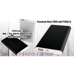 Dari Power Bank Metal 8000 Mah Kode P80al14 0