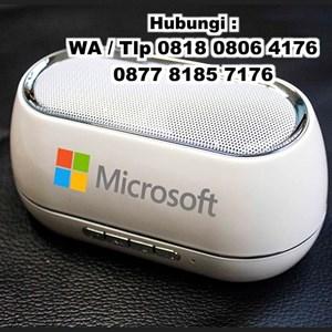 Barang Promosi Perusahaan Speaker Promosi Murah Kode Btspk02