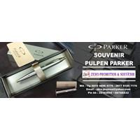 Distributor  Barang Promosi Perusahaan Pulpen Parker Original Plus Grafir Nama  3