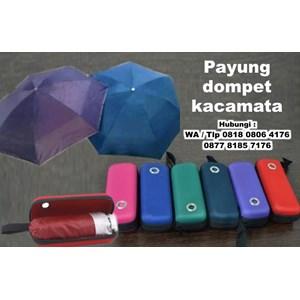Jual Souvenir Payung Promosi Lipat Dompet Mini Softcase Kacamata ... 3018f6b5d9