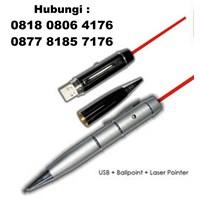 Jual  Barang Promosi Perusahaan  Pen Usb Laser Pointer Fdpen07  2