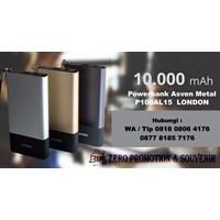 Distributor Barang Promosi Perusahaan Powerbank Asven Metal P100al15 3
