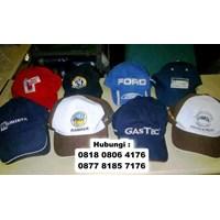 Jual Produksi Topi Promosi Bahan Twill Di Tangerang 2