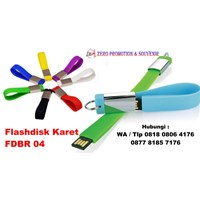 Beli Barang Promosi Perusahaan Flashdisk Karet Gantungan Kunci Fdbr04 4