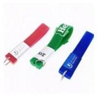 Distributor Barang Promosi Perusahaan Flashdisk Karet Gantungan Kunci Fdbr04 3