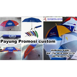 Pabrik Pembuatan Souvenir Payung Promosi Di Tangerang
