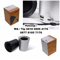 Jual Barang Promosi Perusahaan Bluetooth Speaker Unik Elegan Btspk07 2