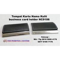 Distributor Barang Promosi Perusahaan Tempat Kartu Nama Kulit Nc9106 3