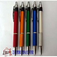 Jual  Barang Promosi Perusahaan Pulpen Seminar 807 Pen Promosi Plastik 807  2
