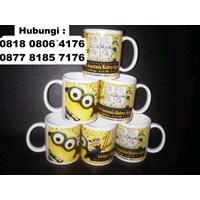 Souvenir Mug Ulang Tahun Ultah Mug Promosi 1