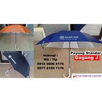 Distributor Souvenir Payung Standar Gagang J Payung Promosi Handle J  3