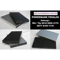 Beli Souvenir Powerbank Metal 8.000Mah Barang Promosi Perusahaan 4