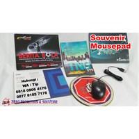 Distributor  Barang Promosi Perusahaan Mousepad Promosi Cetak Mouse Pad  3