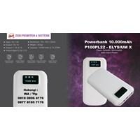 Barang Promosi Perusahaan Powerbank 10.000Mah P100pl22 Elysium X