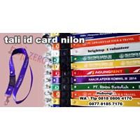Distributor Barang Promosi Perusahaan Tali Lanyard Nilon 3