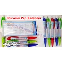 Distributor Barang Promosi Perusahaan Pen Kalender Untuk Souvenir Natal 3
