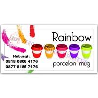 Distributor Mug Promosi Rainbow Cetak Padprint Harga Termurah 3